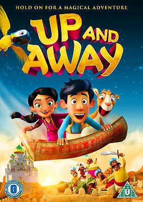 UP AND AWAY (DVD) (New)