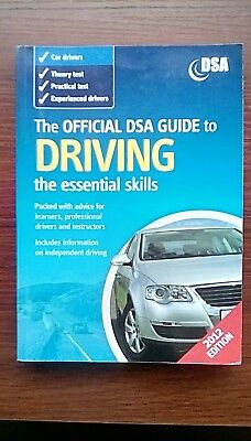 The DVSA Official Highway Code, Know Your Traffic Signs, 2 DSA Driving Guides.