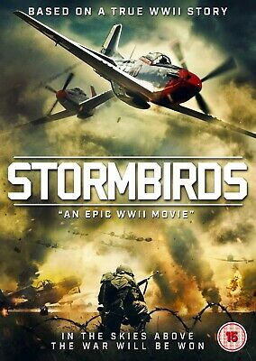 Stormbirds (Dvd) (New)  (Free Post)