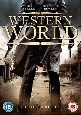 Bulk Buy - New And Sealed Dvds - Western World - 100 Dvds For £15