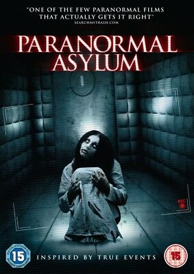 Bulk Buy - New And Sealed Dvds - Paranormal Asylum - 100 Dvds For £15