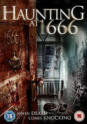 Haunting At 1666 (DVD) (NEW AND SEALED) (REGION 2) (FREE POST)