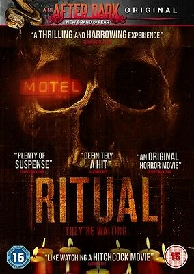 Ritual (DVD) (NEW AND SEALED) (REGION 2) (FREE POST)