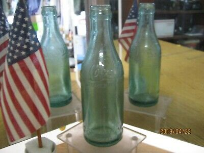 *what A Color* Dug~1915-23 Straight Side 6 1/2 Oz. Coca-Cola~Greenville, S.c.