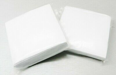 "Tissue Paper Anti Tarnish Jewelry Wrapping Sheets 6""x6"" Watchmaker Lint Free 6x6"