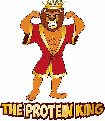 The Protein King Business For Sale, Including Trade Mark and Website