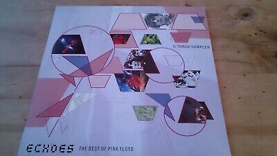 The Best Of Pink Floyd Cd Echoes 6 Track Sampler