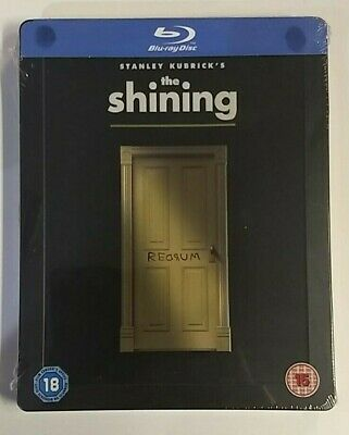 The Shining - Steelbook - Blu-Ray - New/Sealed - Fast Dispatch