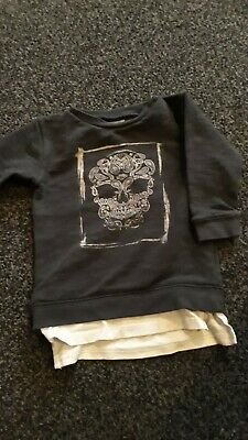 Baby Boys RIVER ISLAND Top 6-9 months