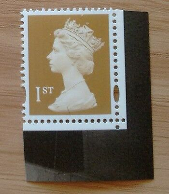 GB 2006 1st class NVI Machin definitive SG1668 (ex DX36 Brunel PSB) mint/MNH