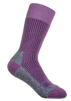 Ladies Cotton Coolmax Walking Socks