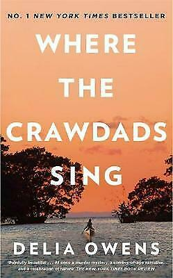 Where The Crawdads Sing by Delia Owens pdf (2018, e-b00k) Faster and cheeper
