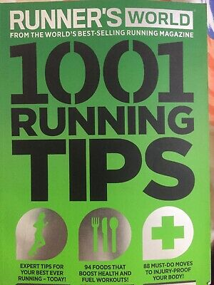 Runner's World 1001 Running Tips (brand New Magazine)