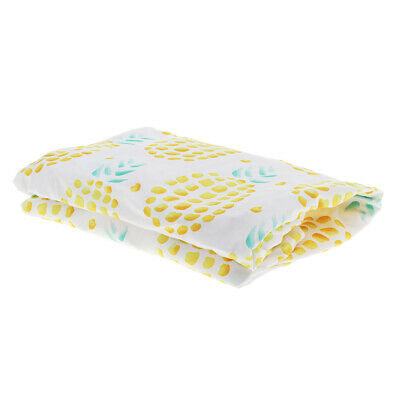 Baby Diaper Changing Table Pad Cover Nursery Bedding Sheets Pineapple