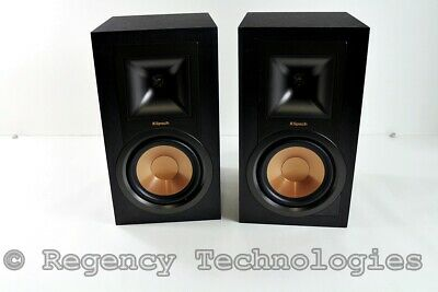 Klipsch R-15Pm Powered Monitor Speakers | Black