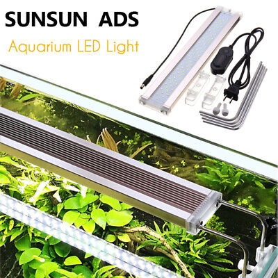 7500K 12/14/24W Aquarium LED Lighting Water Plants Aquatic Chihiros LED
