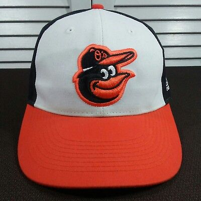 Baltimore Orioles Team MLB Adult Adjustable Baseball Cap Hat One Size Fits All.