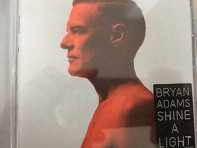 BRYAN ADAMS - Shine A Light CD 2019 Polydor BRAND NEW!