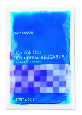 Reusable Flexible Comfort Gel Ice Pack Hot/Cold Compress - Case of 24, 2 Pack
