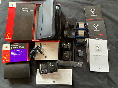 Vintage Apple Newton Accessories Collectors will love this AS NEW