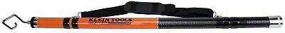 Klein Tools Electric Wire Puller Spanner Plus 18 ft Telescopic Pole Pulling Tool