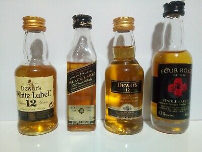 Miniaturas De Botellas 5Cl