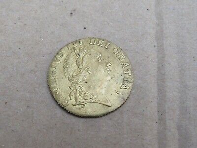 1797 George III In Memory of the Good Old Days Gaming Token / Jeton