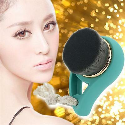Soft Facial Bamboo Charcoal Deep Pore Face Care Cleansing Brush Tool CS