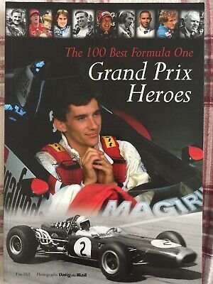 The 100 best formula one grand prix heroes (brand new magazine)