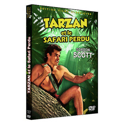 TARZAN et le SAFARI PERDU (Gordon Scott) VF