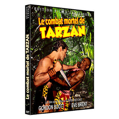 LE COMBAT MORTEL DE TARZAN (Gordon Scott)