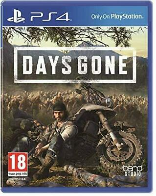 Days Gone PS4 Playstation 4 game In Stock Free UK Delivery