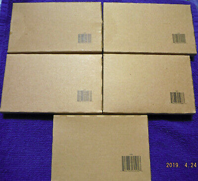 2004, 2005, 2006, 2007, 2008, U.S. Uncirculated Mint Sets P & D in Sealed Boxes