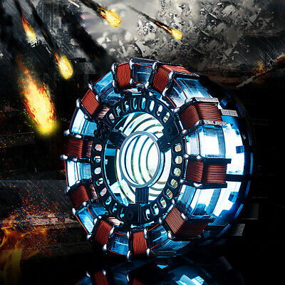 Arc Reactor  model DIY MK1 Kit LED Chest Light USB Powered Movie Props US