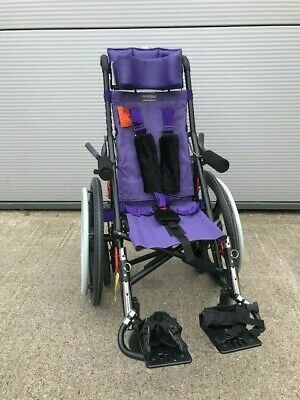 Brand New In Box Convaid EZ Rider 12 Self Propell Special Needs Stroller