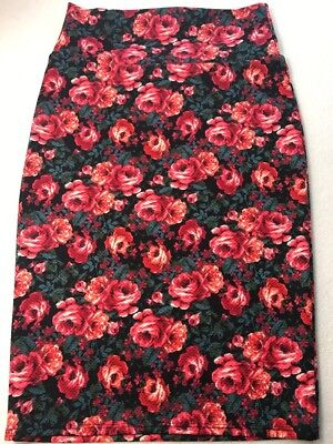 Clothing, Shoes & Accessories Romantic Nwt Lularoe Cassie Skirt M Women's Clothing