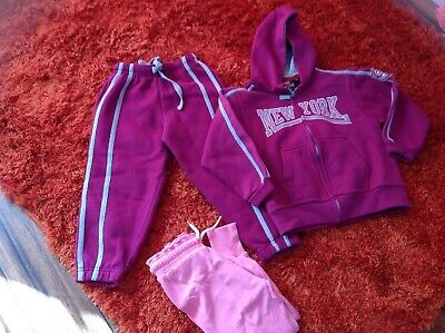 Girls New York Tracksuit 2 years ,Next Bottoms