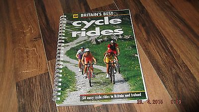Britain's Best Cycle Rides by AA Publishing (Spiral bound, 1996)