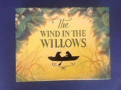The Wind in Willows Children's Board Game based on Carlton Tv Series 1997