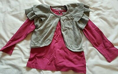 Girls 2 piece top marks and Spencer 3-4 years