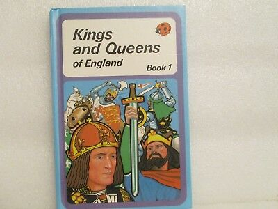 LADYBIRD BOOK  KNGS AND QUEENS OF ENGLAND BOOK 1 Series 561