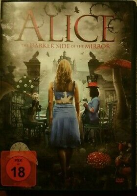 Alice - The darker Side of the Mirror - DVD im Wunderland Horrorfilm