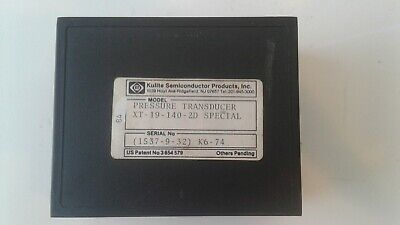 Used Kulite  XT-19-140-2D Special Pressure Transducer