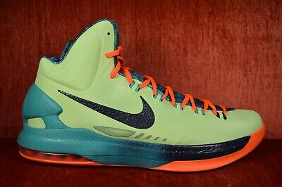 59aaf4346d40 WORN TWICE Nike KD V 5 All Star Area 72 Galaxy 583111 300 Size 13 Hyper