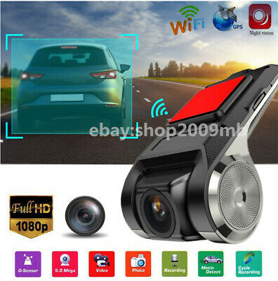 X28 FHD 1080P 150° Dash Cam Car DVR Camera Recorder WiFi ADAS G-sensor GPS Mini