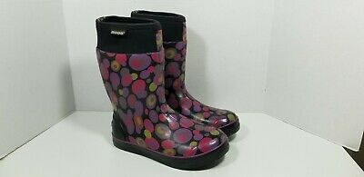 WOMENS CLASSIC BOGS Boots Dots Taylor Bubbles Waterproof