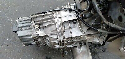 AUDI A4 TRANSMISSION Gearbox #E4966 Hbh Code Auto, Petrol