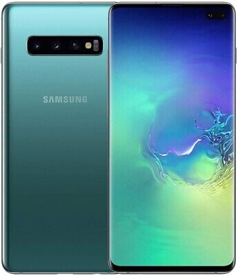 Samsung Galaxy S10+ Plus Dual Sim G975FD 128GB Prism Green