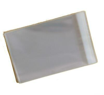Pack of 250 - Euro - 130mm x 175mm + 30mm Flap - Cellophane Greeting Card...