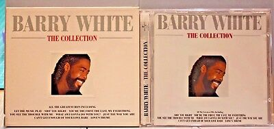 Barry White - The Collection CD (1999)